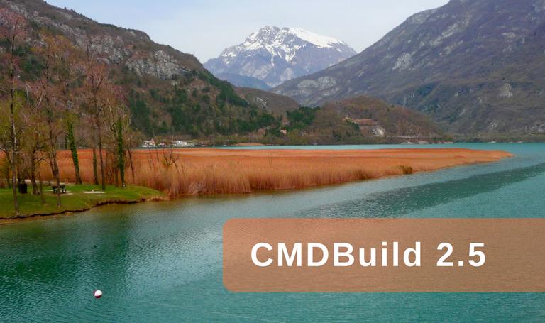 CMDBuild 2.5