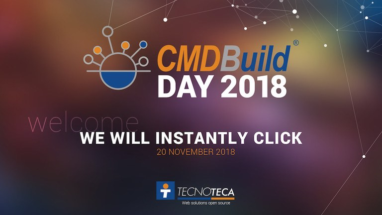 cover CMDBuild DAY 2018