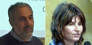 Massimo Carnevali e Laura Badini